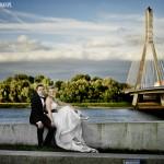 Dorota i Damian | Sesja poślubna w Centrum Nauki Kopernik | Warszawa