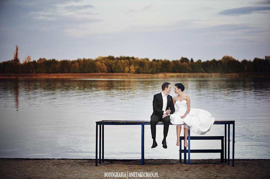 Serock sesja poślubna