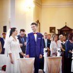 Ania i Karol | Reportaż ślubny – ceremonia, wesele | Warszawa, Plac Trzech Krzyży